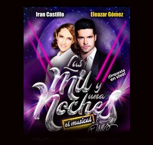 LAS MIL Y UNA NOCHES. EL MUSICAL DE FLANS
