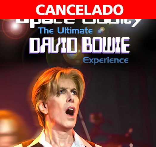 DAVID BRIGHTON´S SPACE ODDITY. THE ULTIMATE DAVID BOWIE EXPERIENCE