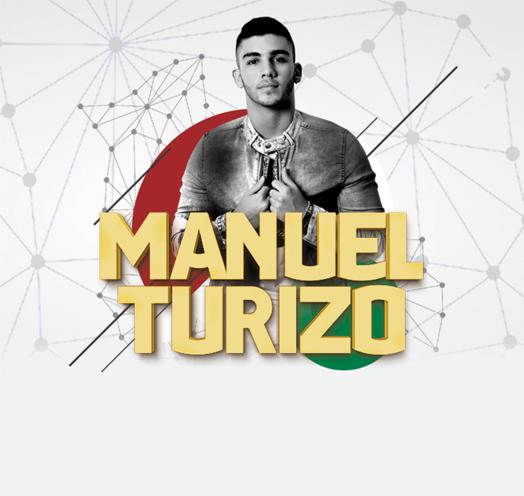 MANUEL TURIZO EN CONCIERTO