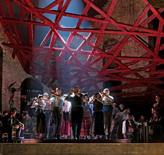 En vivo desde el MET de NY presenta:CARMEN de Georges Bizet