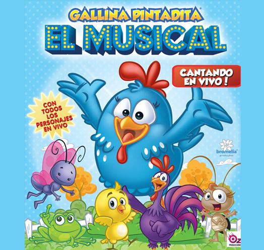 LA GALLINA PINTADITA EL MUSICAL