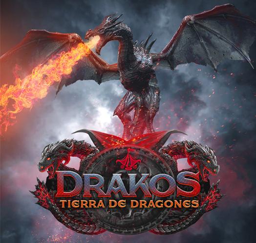 DRAKOS: TIERRA DE DRAGONES