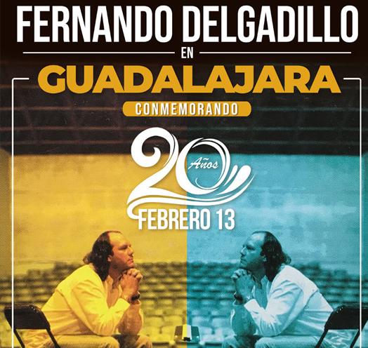 FERNANDO DELGADILLO20 AÑOS DE FEBRERO 13