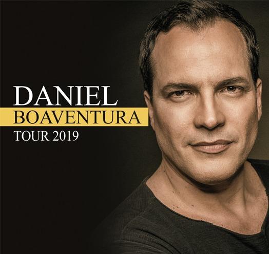 DANIEL BOAVENTURA ROCK TOUR 2019