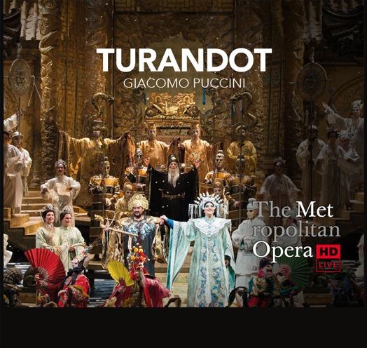 EN VIVO DESDE EL MET DE NY PRESENTA: TURANDOT (Puccini)