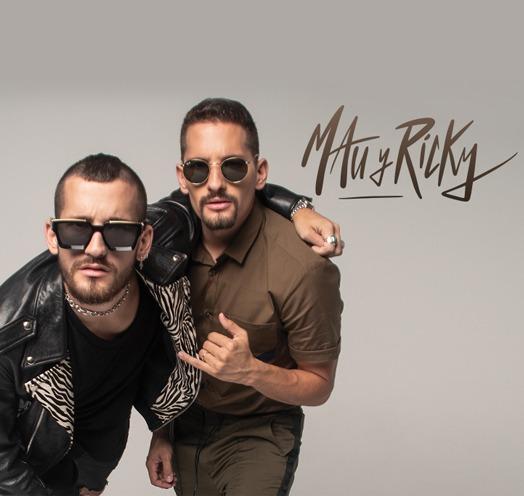 """MAU & RICKY """"DOS DESCONOCIDOS TOUR"""""""
