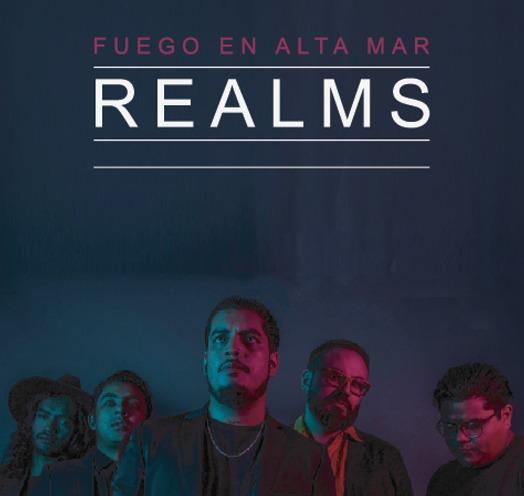 REALMS FUEGO EN ALTA MAR