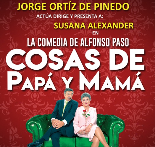 COSAS DE PAPÁ Y MAMÁ