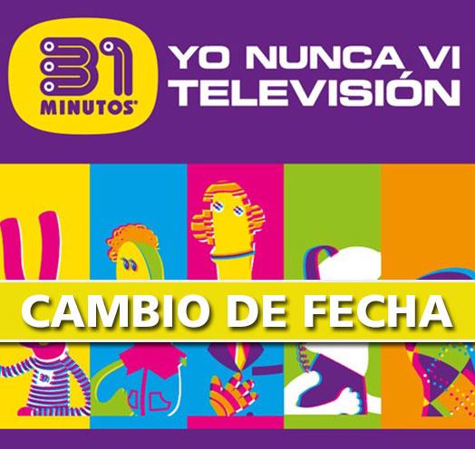 """31 MINUTOS """"YO NUNCA VI TV"""""""