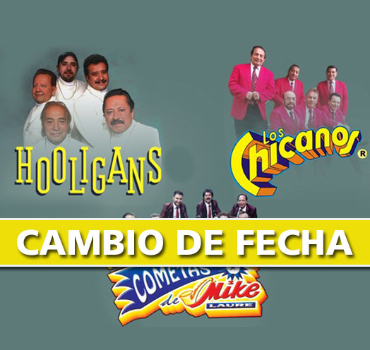LOS HOOLIGANS, MIKE LAURE & LOS CHICANOS