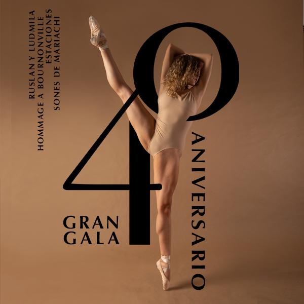 BALLET DE CAMARA DE JALISCO GALA 40 ANIVERSARIO