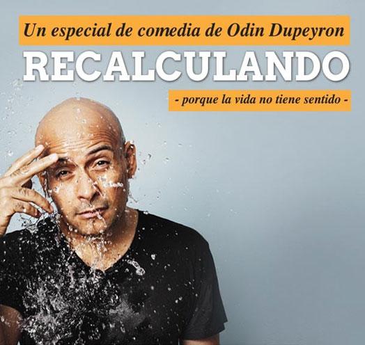 RECALCULANDO DE ODIN DUPEYRON