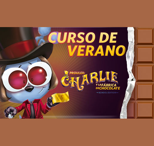 CHARLIE Y LA FÁBRICA DE CHOCOLATE SCHOOL EDITION