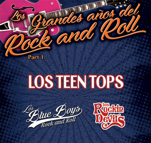 LOS GRANDES AÑOS DEL ROCK AND ROLL PRIMERA PARTE