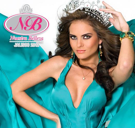 Final de Nuestra Belleza Jalisco 2012